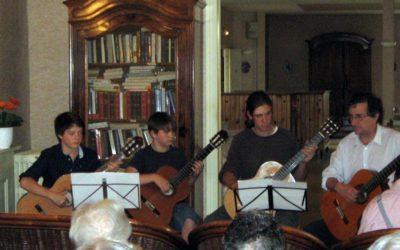 Été musical au Bon Pasteur.